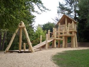 Spielplatz Haus der Jugend